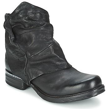 7a3963cd47f Bottines   Boots Airstep   A.S.98 SAINT METAL Noir 350x350
