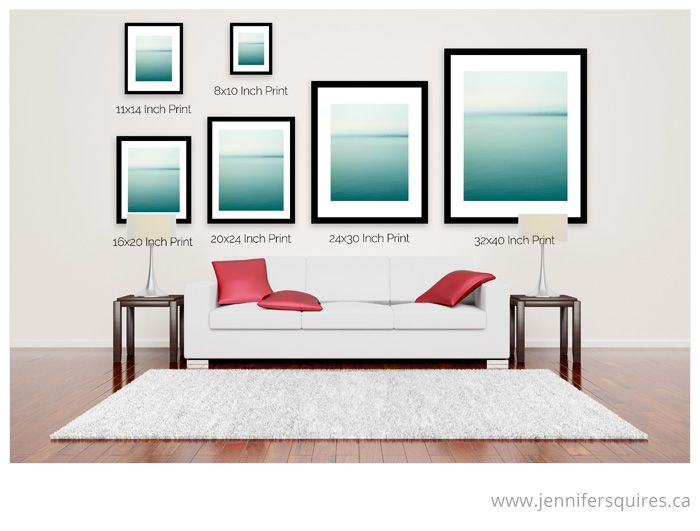 Large Wall Art Above Sofa Sizes For Canvases And Framed Prints Couch Decor Art Gallery Wall Large Wall Prints