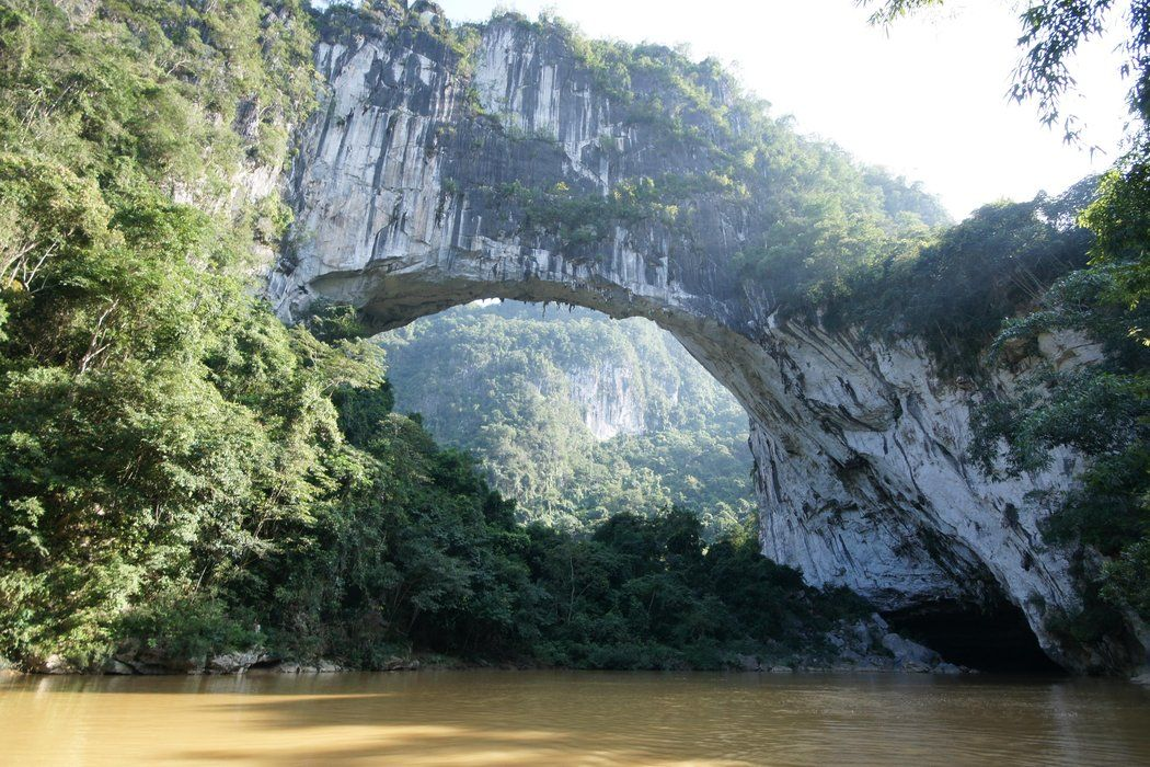 7 Incredible World Wonders Discovered On Google Earth Fairy Bridge Natural Bridge Asia Travel