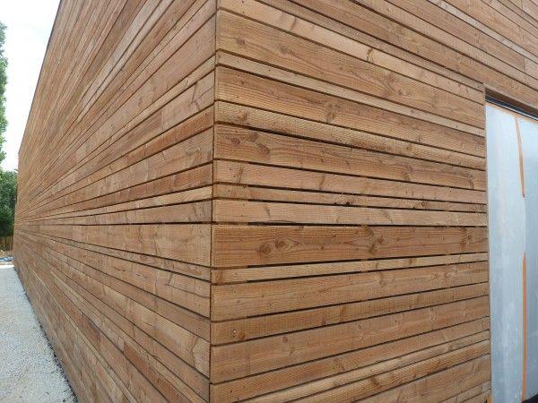 bardage claire voie en douglass bardage en douglas brut non rabot bois pinterest. Black Bedroom Furniture Sets. Home Design Ideas