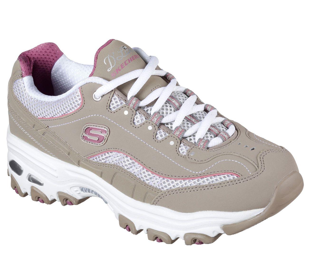 Pautas Maldición Serrado  11860 Taupe Dlites Skechers Shoes Women Sport Casual Comfort Memory Foam  Sneaker | Skechers shoes women, Skechers shoes, Skechers