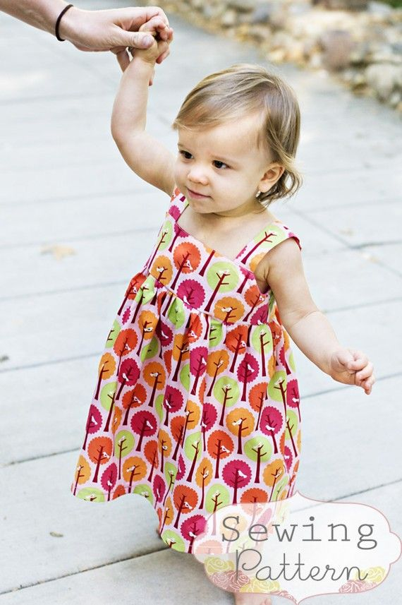 Instant Download Goldie Dress Sizes 3 6 Months To 6 Pdf Sewing Patterns Girls Pdf Sewing Patterns Girls Pdf Sewing Patterns