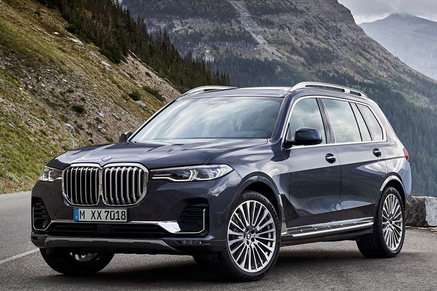 Bmw Goes Big With The 2019 X7 Suv Suv Cars