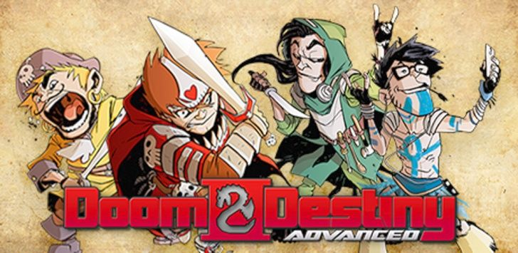 Doom and Destiny Advanced v1.4.3.0 FULL APK   APKBOO