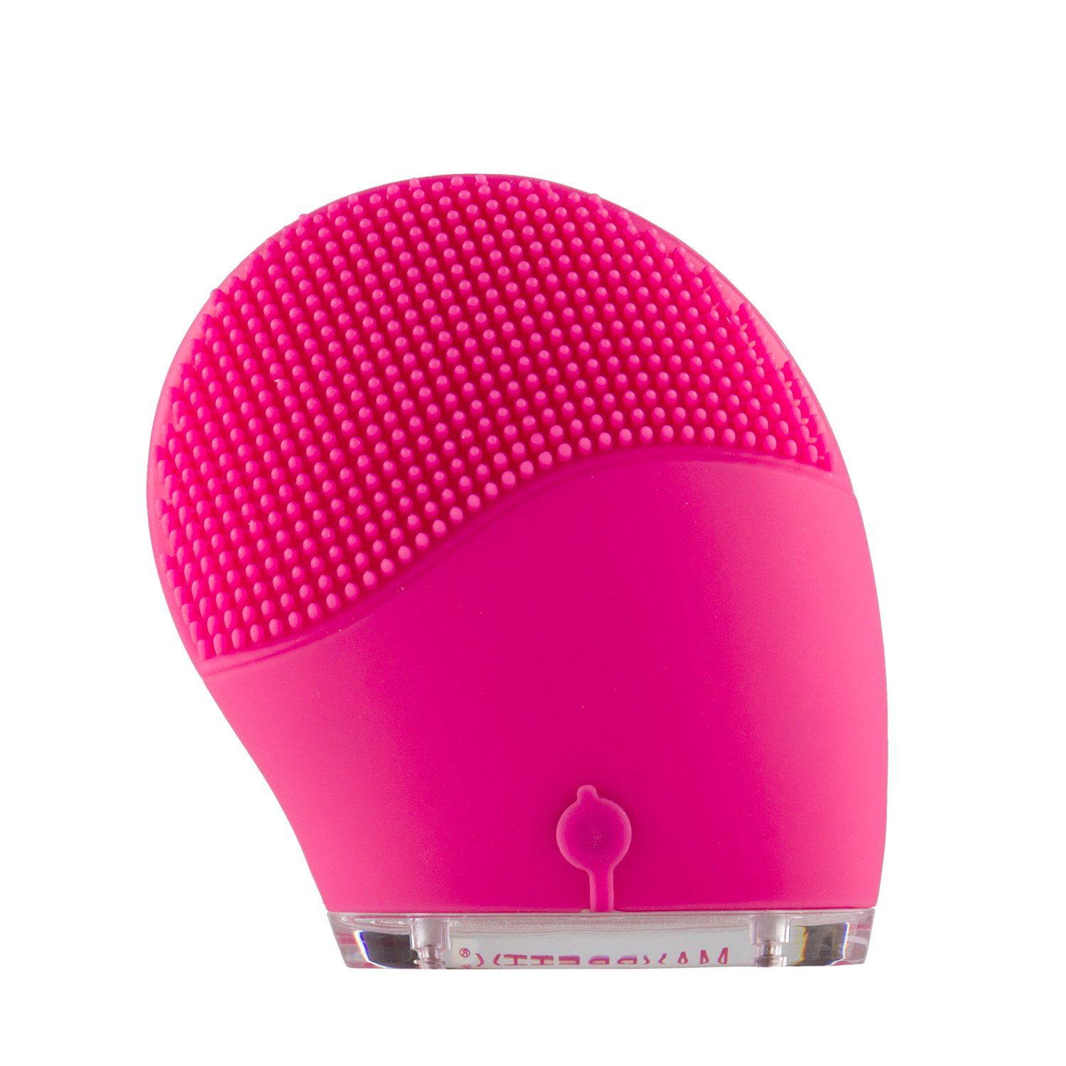 Photo of Maxpretty Silicone Electric Waterproof Sonic Facial Cleansing Brush Makeup Facia…