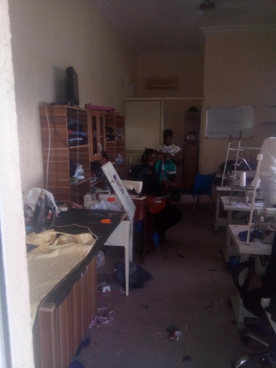 Very Affordable Fashion Tailoring Design School Institute Academy In Abuja Fashion Nigeria Affordable Fashion School Design Design