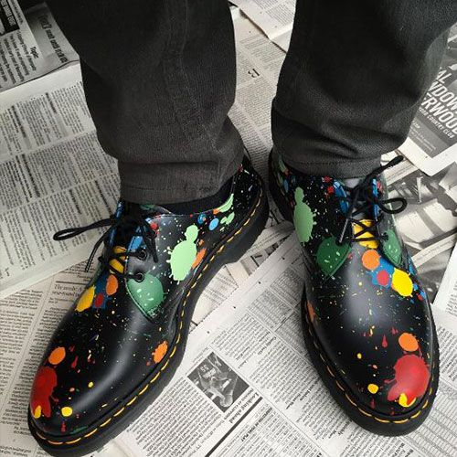 Dr Martens 1460 Smooth Leather Lace Up Boots In 2020 Me Too
