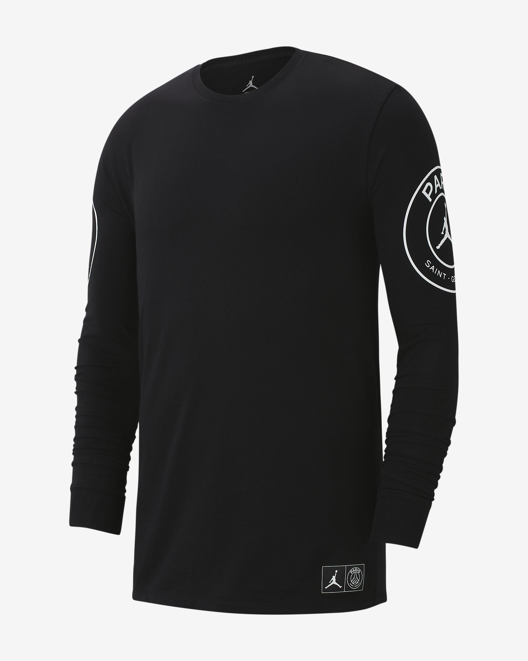 Paris Saint Germain x Jordan - long sleeve tee  9c8a3761d