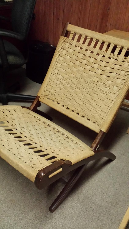 Teak Chair - VarageSale Sarnia