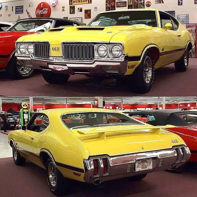 1970 Oldsmobile Cutless Supreme 442