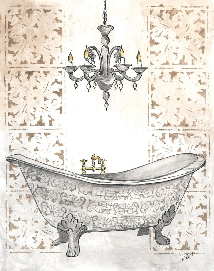 Lujoso Decoupage Pinterest Salle De Bain Toilettes And Salle