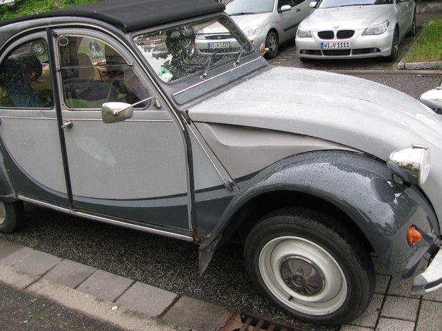 Citroen 2cv Charlson In Wiesbaden Dotzheim Car Kleinanzeigen