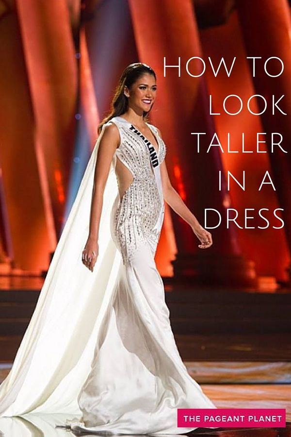 How to Look Taller in a Dress. Read more as we tell you exactly what 16f830d49