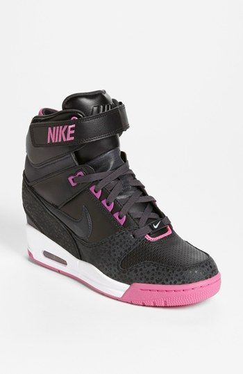 the best attitude 6b604 15aab Nike Air Revolution Sky Hi Sneaker (Women) available at Nordstrom -  better with lime instead of pink