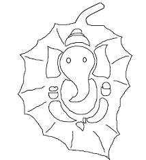 rangoli design coloring printable page for kids 7