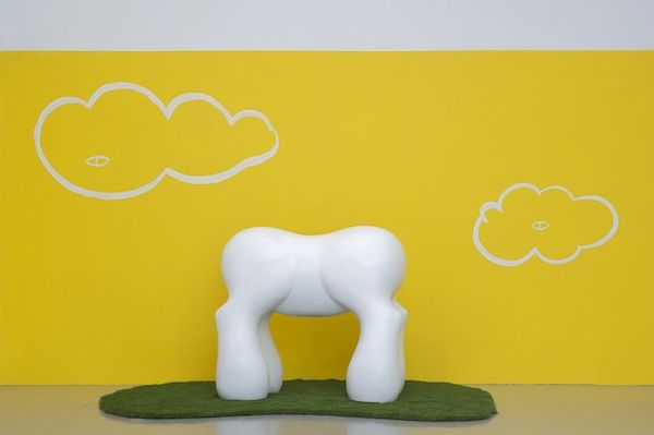 Mark Mothersbaugh. My Little Pony, 2013; ceramics; 53 x 59 x 33 in. Courtesy of the artist and the Minneapolis Institute of Arts.