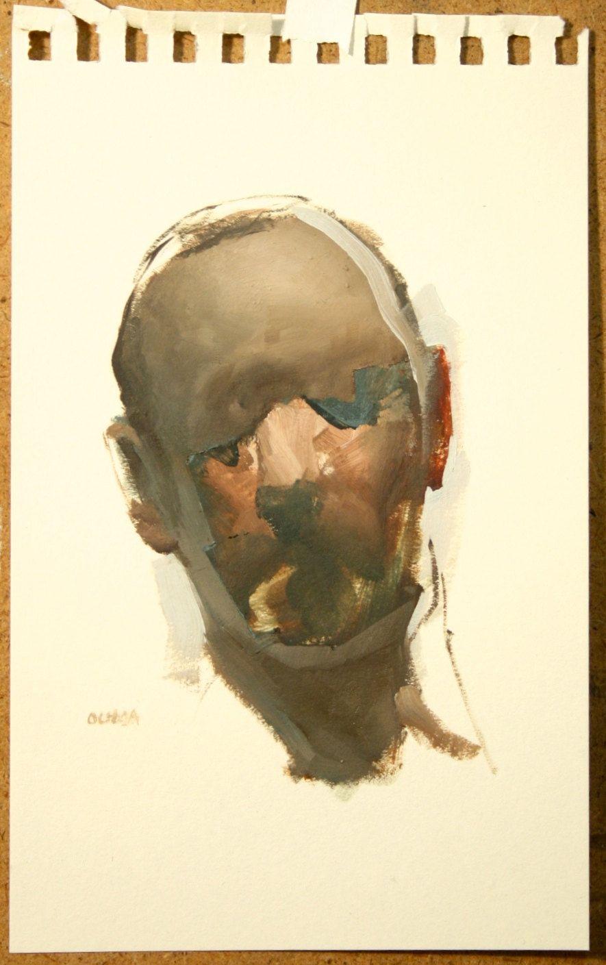 Oil painting by daniel ochoa by dansworks on etsy