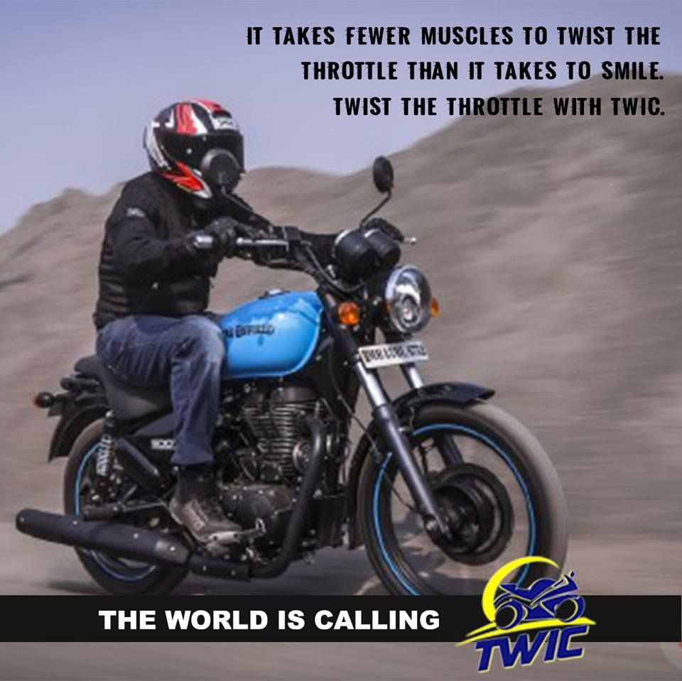 Twic Offers Optimum Quality Bikes That Provide An Exquisite