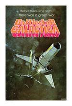 Battlestar Galactica 35th Anniversary Art Print by Ralph McQuarrie