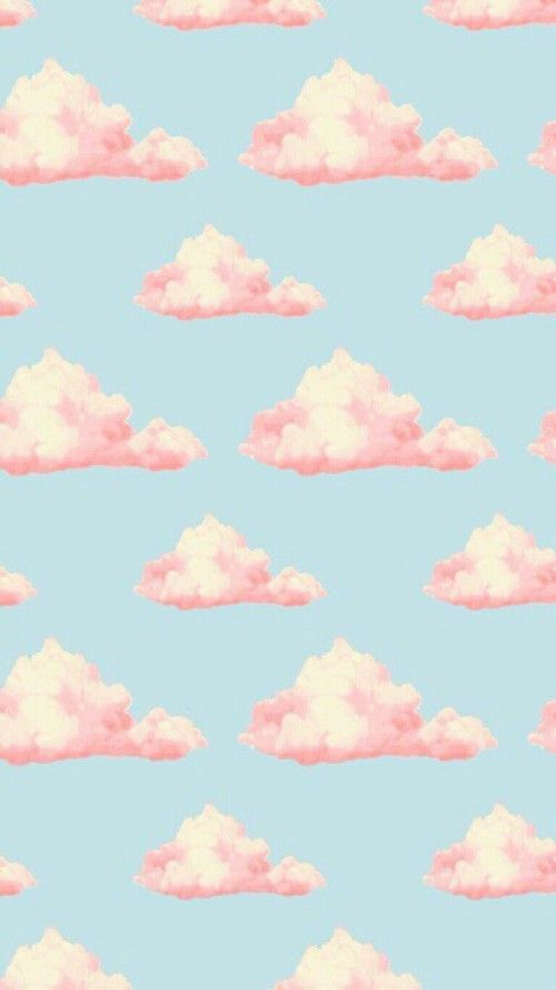 Background Wallpaper And Clouds Image Pastel Background Wallpapers Cloud Wallpaper Iphone Wallpaper Vintage