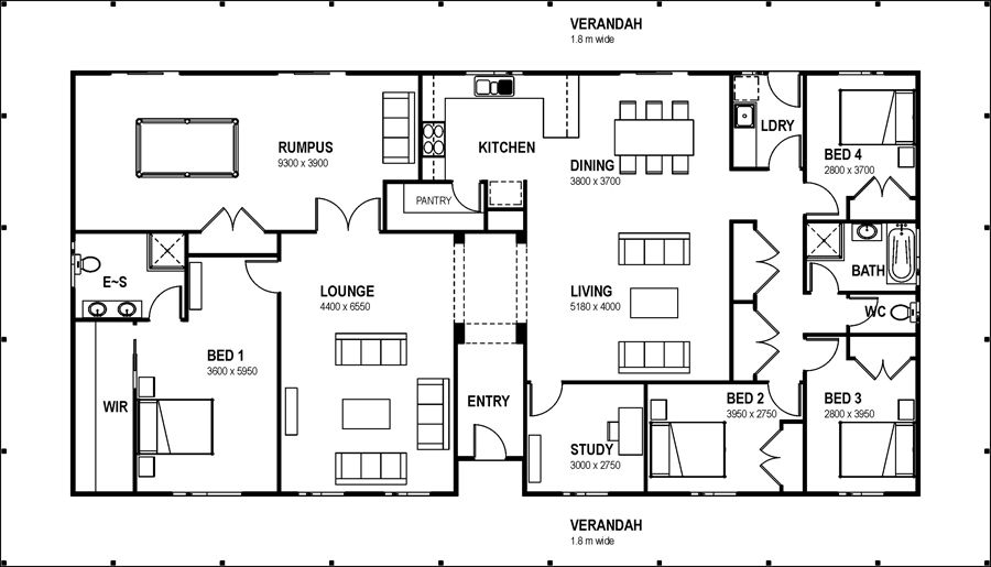 australian homestead style homes plans house design plans