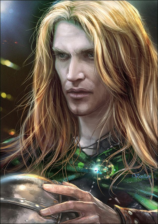 Glorfindel. Before The Storm. by Venlian on DeviantArt