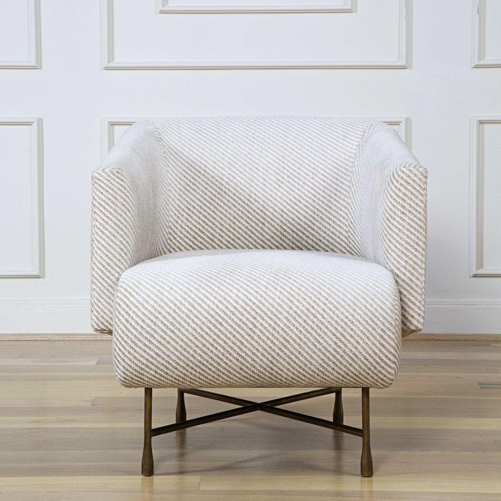 Bijoux Lounge Chair, Kelly Wearstler