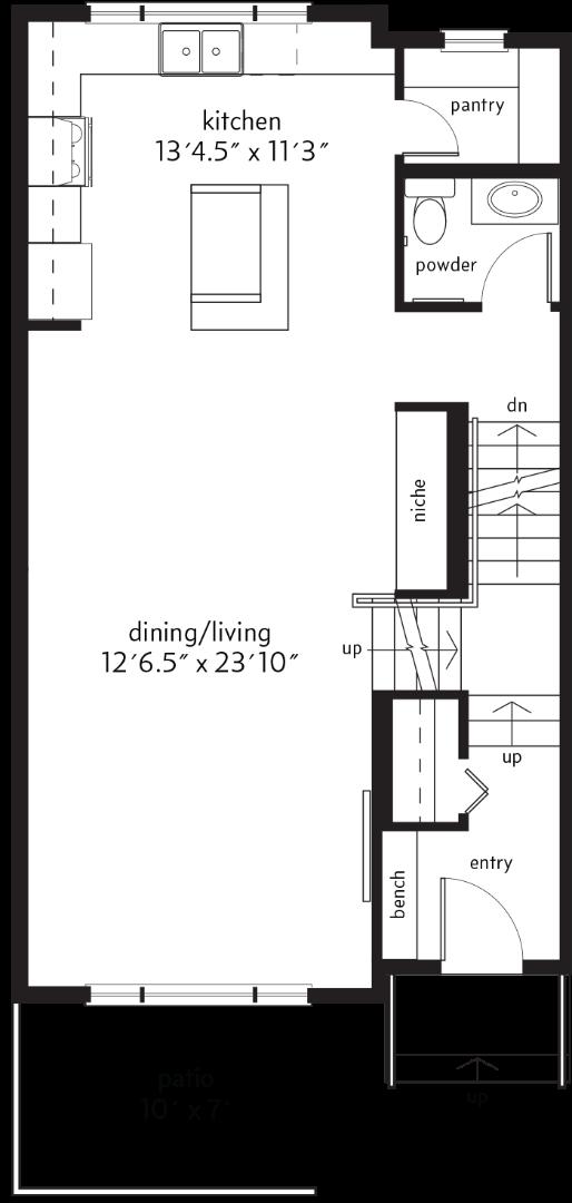 N Plan   New Home   Hopewell Homes