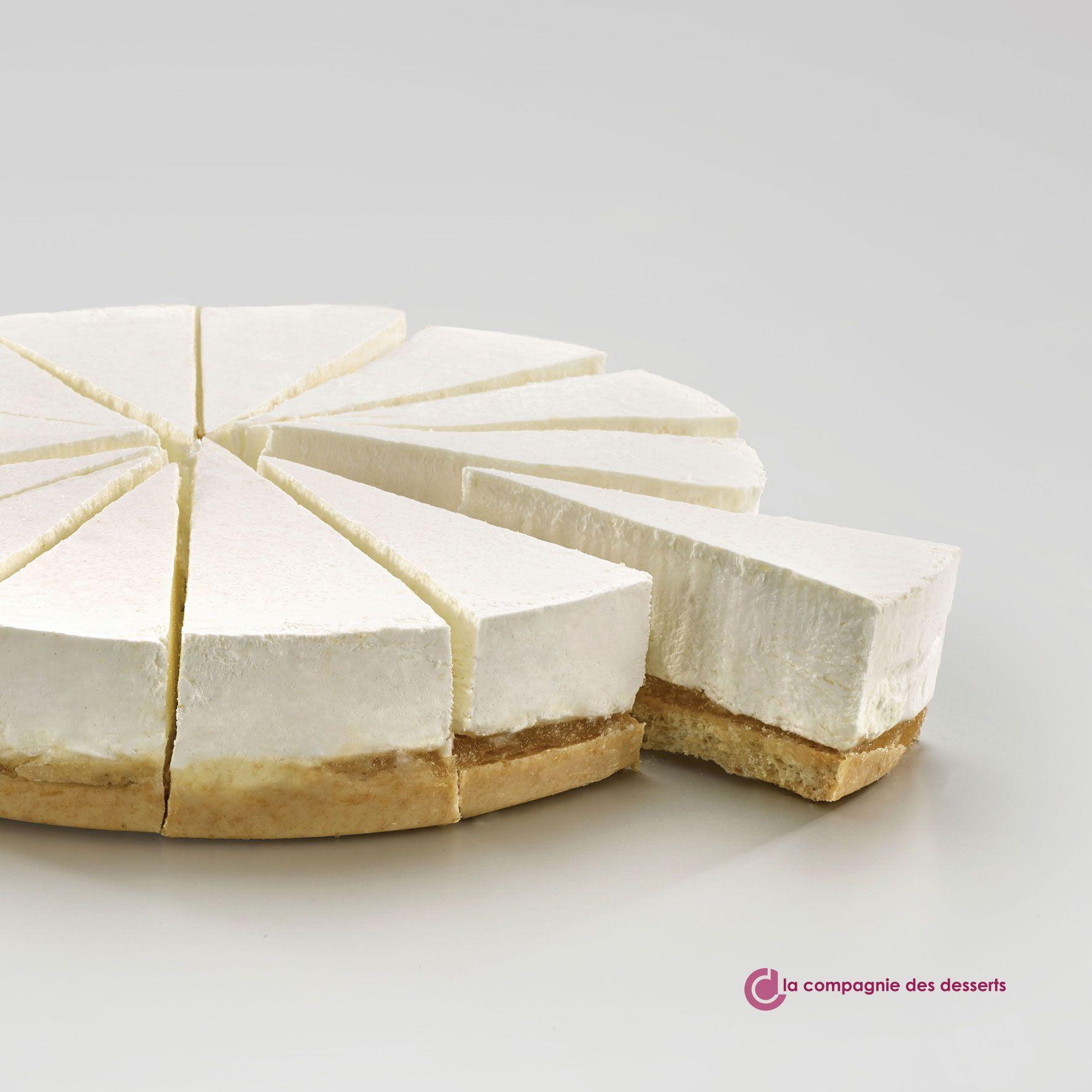 Gateau au fromage frais de campagne