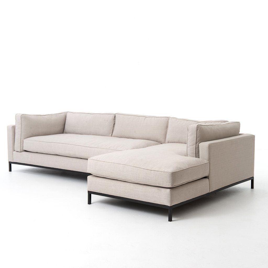 Grammercy Sectional Sofa Bennett Moon Products In 2019