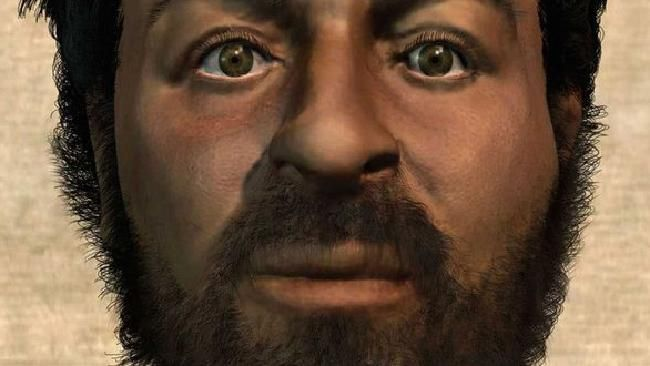 A FORENSIC expert has recreated the face of Jesus resulting in a look that's a far cry from the tall, Caucasian man that we know.