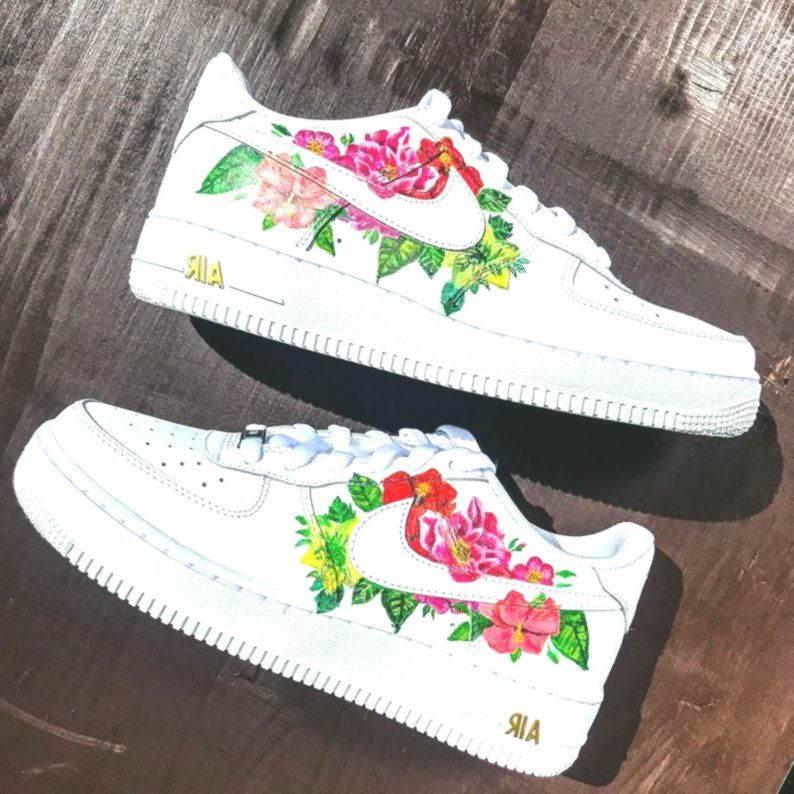 Custom sneakers Nike Air Force 1