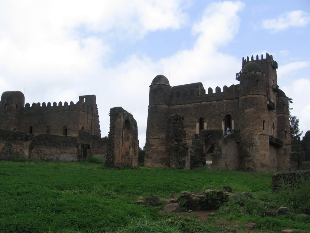 ethiopian castles, medieval churches, fortresses and mosques
