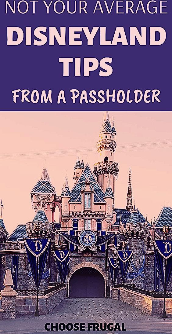 Not Your Average Disneyland Tips 2020 From A Passholder
