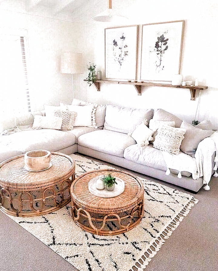 80 Most Popular Living Room Decor Ideas Trends On Pinterest You Cant Miss Out Cozy Home 101 In 2020 Living Room Decor Apartment Minimalist Living Room Simple Living Room #popular #living #room #decor
