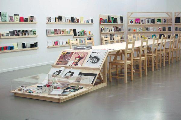 """""""De Zines"""" exhibition / PROFILE ZINE by Public Library by emilio11, via Flickr"""