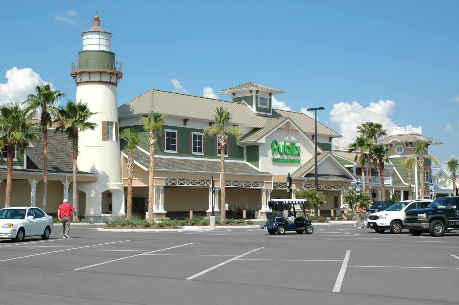 Is the villages really florida's friendliest home town