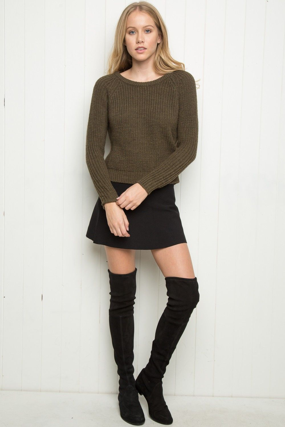 Brandy ♥ Melville | Ellis Sweater - Just In