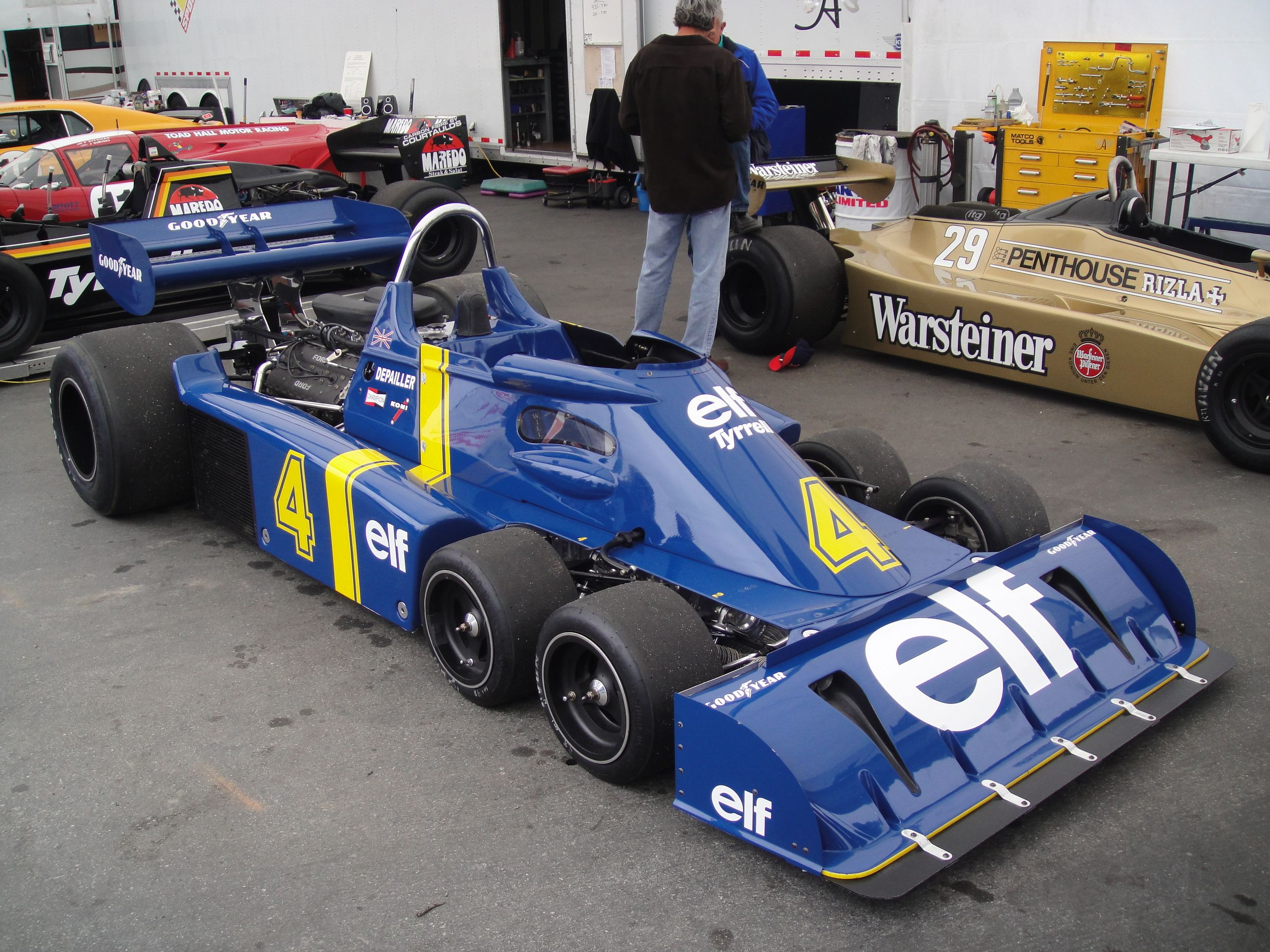 tyrrell p34 f1 tyrrell p34 six wheeler pinterest cars. Black Bedroom Furniture Sets. Home Design Ideas