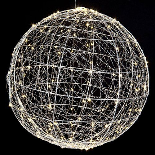 Lumineo 483609 Led Leuchtkugel Mit 200 Micro Led S Con Imagenes