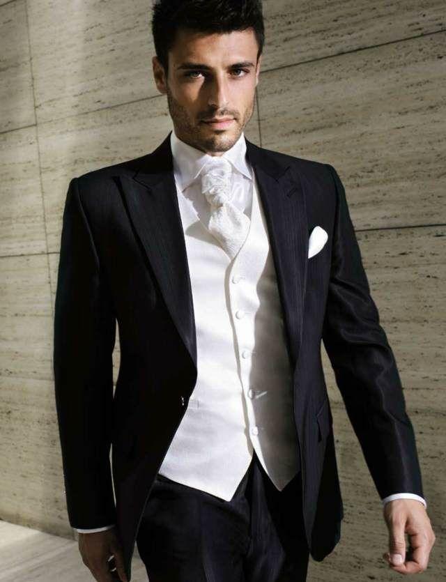 ideas originales trajes de novio boda tendencias modernas 2015 ...