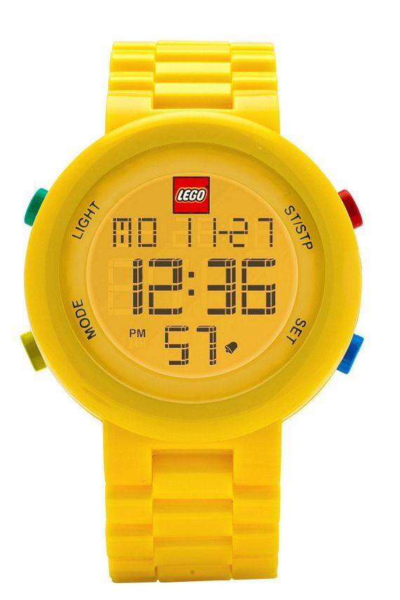 Lego Watch System Colorful Whimsical Timepieces For Adults Lego Watch Lego Watches