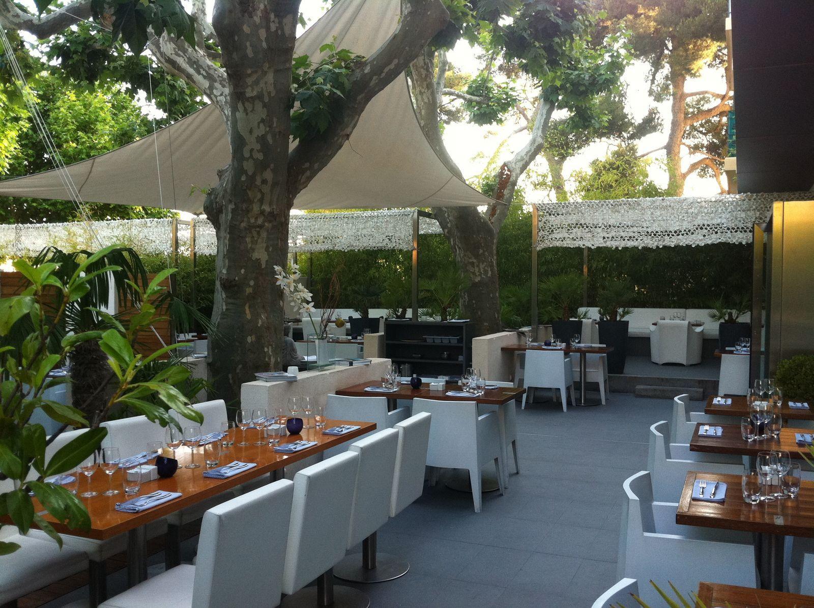 Captivating Aix En Provence. Terrace At Les2Frères Restaurant. Founded 2001