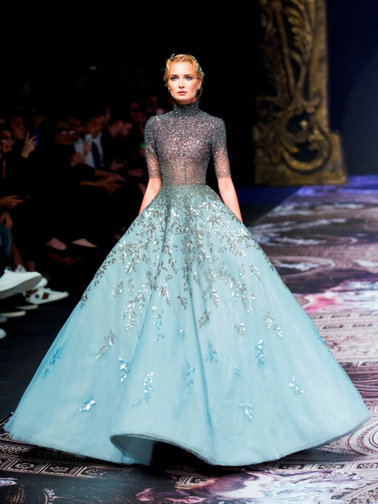 Pin by Cara on Stylish Style | Pinterest | Gowns, Michael cinco and ...