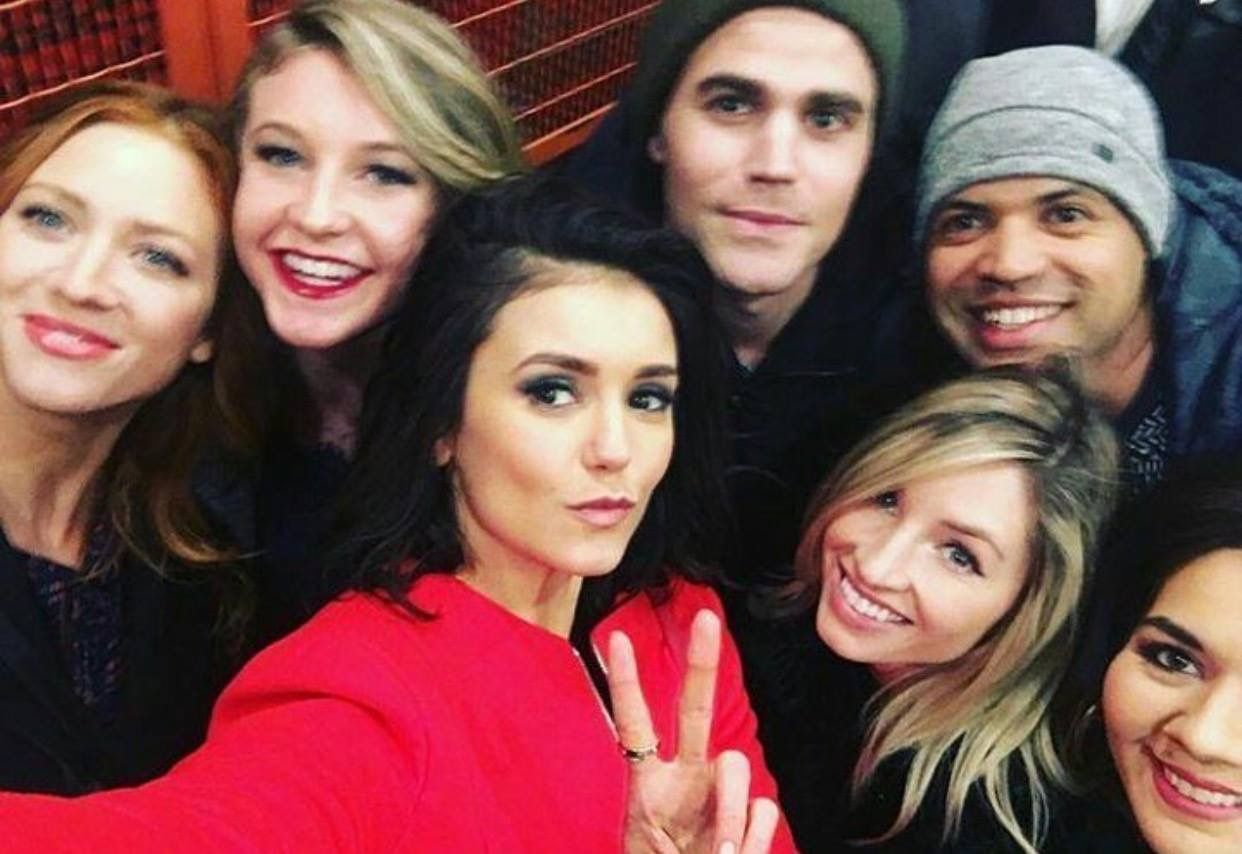 ✌ #tvdwrapparty