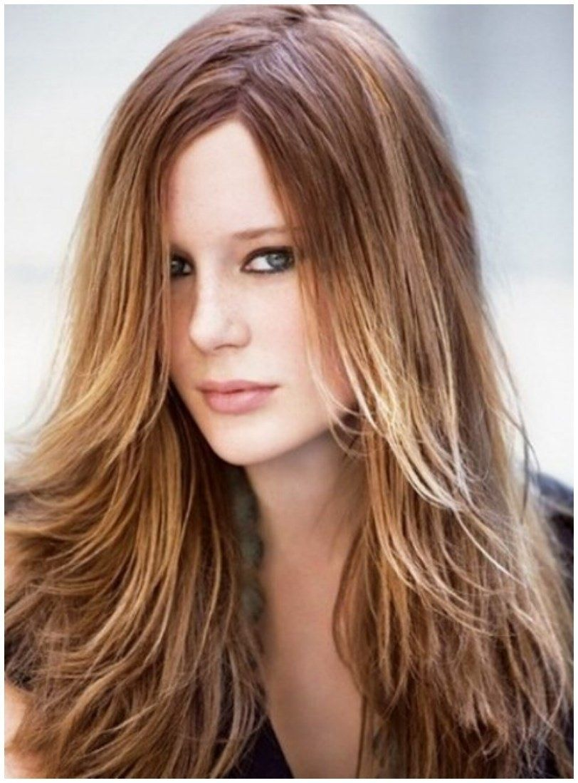 2018 Layered Haircuts For Long Hair 2018 The Latest Layered ...
