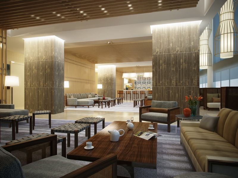 Simeone deary jw marriot transparent house interior rendering