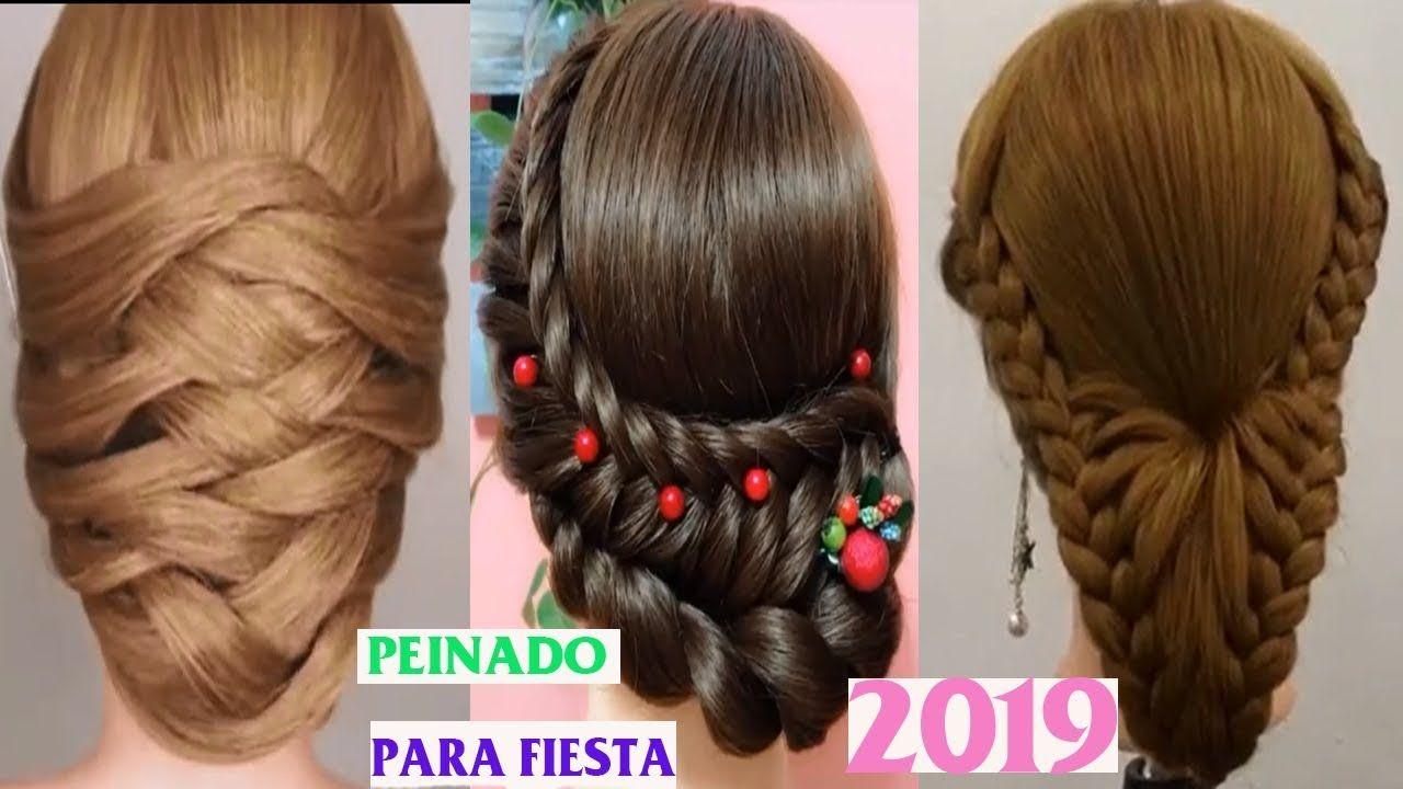 Como Hacer Peinados Faciles Y Bonitos Para Fiesta Trenzas Faciles Y Bonitas Peinado 2019 Trenzas Faciles Y Bonitas Peinados Faciles Y Bonitos Trenzas Faciles