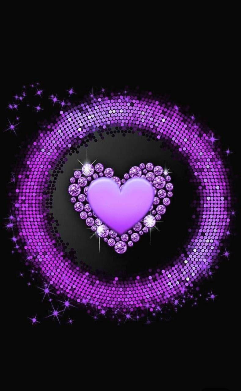 Purple love  wallpaper by nawtyangel22 - 39ac - Free on ZEDGE™