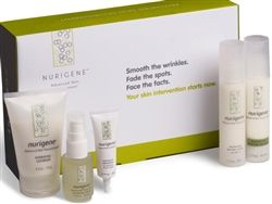 Free 5 Piece Nurigene Skin Care Kit